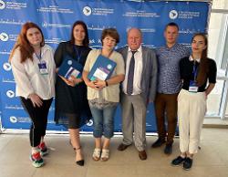 Участие молодых ученых Института дизайна и урбанистики в осенних научных конференциях