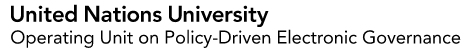 United Nations University Operating Unit on Policy-Driven Electronic Governance